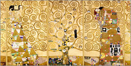 Gustav Klimt - The Tree of Life (Complete)