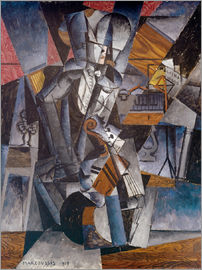 Louis Marcoussis - The Musician