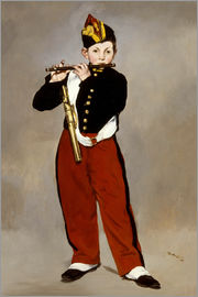 Edouard Manet - The Fifer