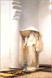 John Singer Sargent - The smoke of Ambergris