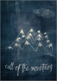 Sybille Sterk - call of the mountains