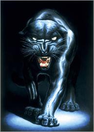 Adrian Rigby - Black Panther