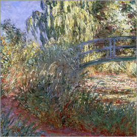 Claude Monet - Bassin aux Nympheas