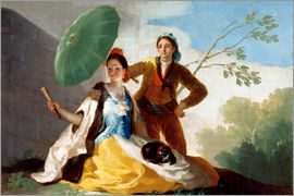Francisco José de Goya - The parasol