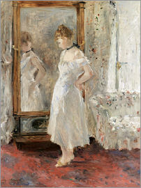Berthe Morisot - The mirror
