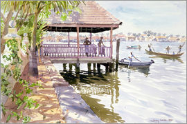 Lucy Willis - The Jetty, Cochin