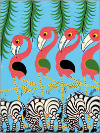 Maulana - The Dance of the Flamingos