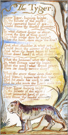 William Blake - Le tigre
