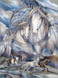 Jody Bergsma - The dream creates the journey