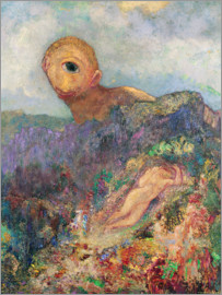 Odilon Redon - The Cyclops
