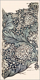 William Morris - Design for Avon Chintz