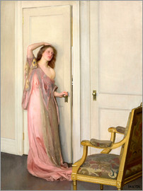 William McGregor Paxton - The other door