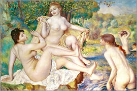Pierre-Auguste Renoir - The Bathers