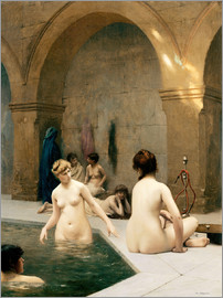 Jean Leon Gerome - The Bathers