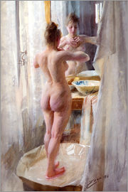 Anders Leonard Zorn - The Bathtub