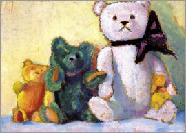 Alexej von Jawlensky - The bear family