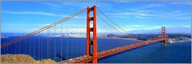 Ric Ergenbright - The impressive Golden Gate Bridge