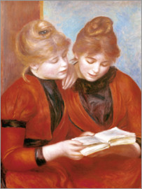 Pierre-Auguste Renoir - The two sisters