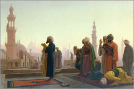 Jean Leon Gerome - The Prayer