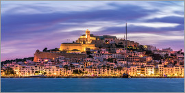 Fine Art Images - The castle of Ibiza
