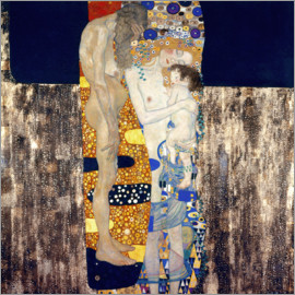 Gustav Klimt - The Three Ages