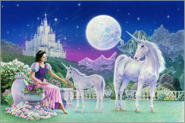 Robin Koni - Unicorn Princess - Feeding foal
