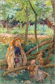 Eleanor Fortescue-Brickdale - The Introduction
