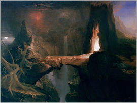 Thomas Cole - The Elements