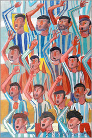 Diego Manuel Rodriguez - The fans