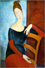Amedeo Modigliani - The Artist's Wife