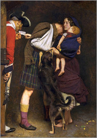 Sir John Everett Millais - The Order of Release