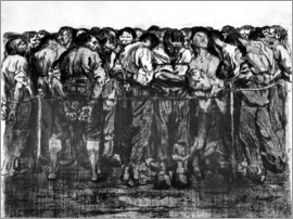 Käthe Kollwitz - The prisoners