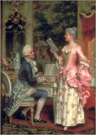 Arturo Ricci - The Singing Lesson