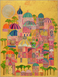 Laila Shawa - The Golden City