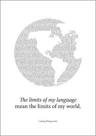 RNDMS - Limits of my language