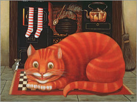 Frances Broomfield - The Cheshire Cat