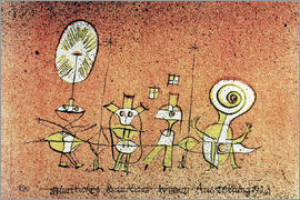 Paul Klee - The cheerful side