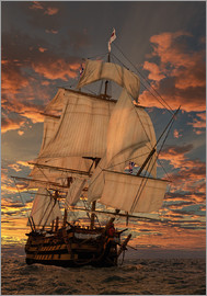 Peter Weishaupt - The HMS Victory