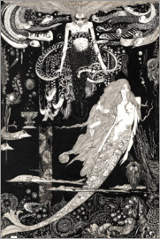 Harry Clarke - The Little Mermaid