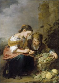 Bartolome Esteban Murillo - The Little Fruit Seller