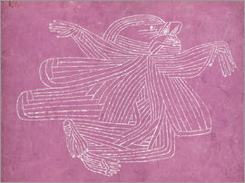 Paul Klee - The creature
