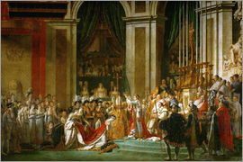 Jacques-Louis David - The Coronation of Napoleon