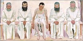 Ferdinand Hodler - Weary of Life