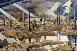 Paul Nash - The Menin Road