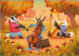 Kidz Collection - The musicians of the forest