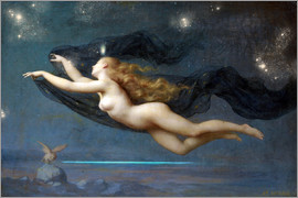 Auguste Raynaud - The Night