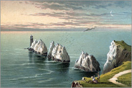 English School - The Needles--Isle of Wight