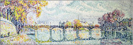 Paul Signac - The Pont des Arts