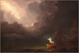 Thomas Cole - The Voyage of Life: Old Age