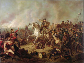 Friedrich Kaiser - The Battle of Waterloo